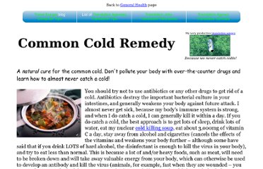 http://001yourtranslationservice.com/me/Health/common-cold-remedy.html