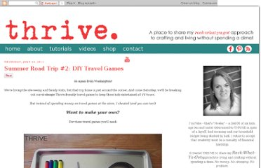 http://choosetothrive.blogspot.com/2011/07/summer-road-trip-2-diy-travel-games.html