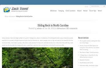 http://www.zacktravel.com/sliding-rock-north-carolina/