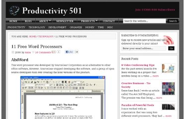http://www.productivity501.com/free-word-processors/5578/