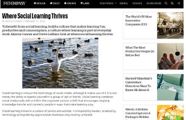 http://www.fastcompany.com/1546824/where-social-learning-thrives