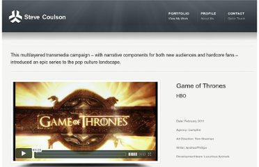http://work.stevecoulson.com/portfolio/game-of-thrones
