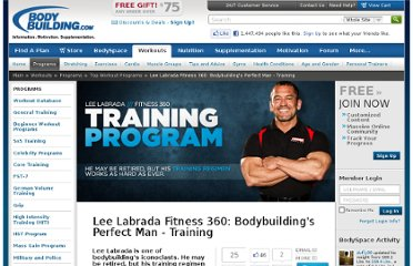 http://www.bodybuilding.com/fun/lee-labrada-fitness-360-bodybuildings-perfect-man-training.html