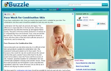 http://www.buzzle.com/articles/face-wash-for-combination-skin.html