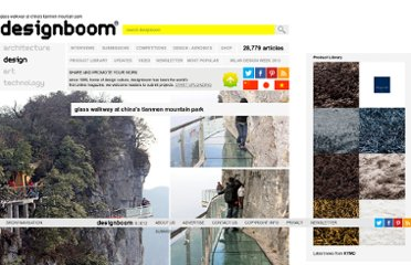 http://www.designboom.com/weblog/cat/8/view/17832/glass-walkway-at-chinas-tianmen-mountain-park.html