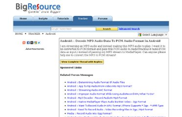 http://android.bigresource.com/Android-Decode-MP3-audio-data-to-PCM-audio-format-in-android-xE0BEhOyJ.html