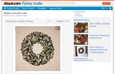 http://familycrafts.about.com/od/wreaths/ss/ribbonwreath_7.htm