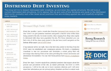 http://www.distressed-debt-investing.com/2011/11/stressed-high-yield-idea-cedc.html