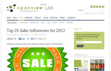 http://labs.openviewpartners.com/top-sales-influencers-for-2012/