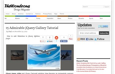 http://thewondrous.com/15-admirable-jquery-gallery-tutorial/