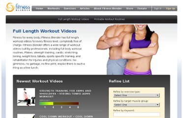http://www.fitnessblender.com/v/exercise-group/Full-Length-Workout-Videos/2l/