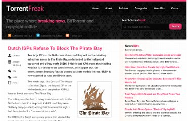 http://torrentfreak.com/dutch-isps-refuse-to-block-the-pirate-bay-120129/