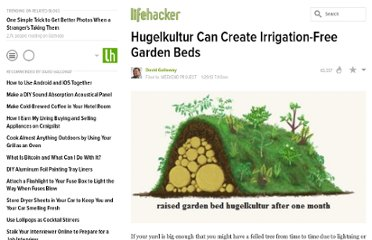 http://lifehacker.com/5880237/hugelkultur-can-create-irrigation+free-garden-beds