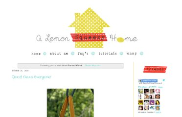http://www.lemonsqueezyhome.com/search/label/Purse%20Week