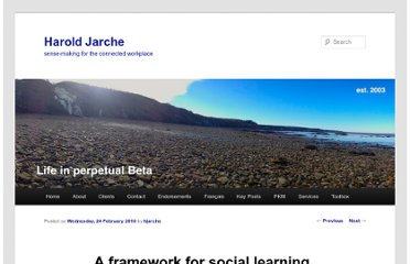 http://www.jarche.com/2010/02/a-framework-for-social-learning-in-the-enterprise/