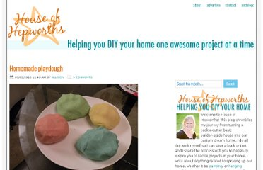 http://www.houseofhepworths.com/2010/03/03/homemade-playdough/