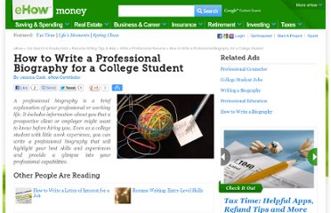 http://www.ehow.com/how_6073439_write-professional-biography-college-student.html