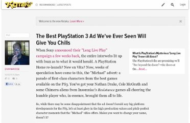 http://kotaku.com/5846876/the-best-playstation-3-ad-weve-ever-seen-will-give-you-chills
