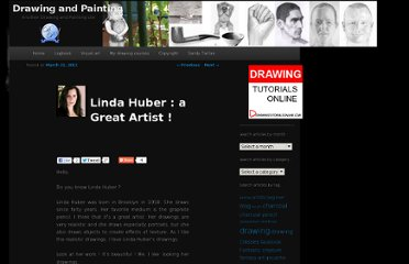 http://www.drawing-painting.dessins-plaisirs.fr/linda-huber/