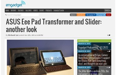 http://www.engadget.com/2011/01/12/asus-eee-pad-transformer-and-slider-another-look/