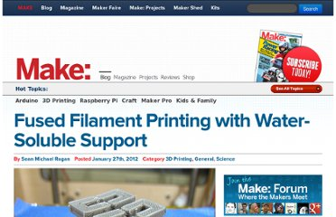 http://blog.makezine.com/2012/01/27/fused-filament-fabrication-with-water-soluble-support-material/
