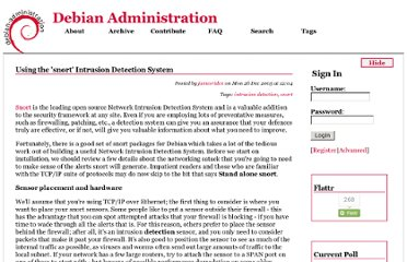 http://www.debian-administration.org/articles/318