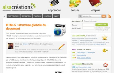 http://www.alsacreations.com/article/lire/1374-html5-structure-globale-document.html