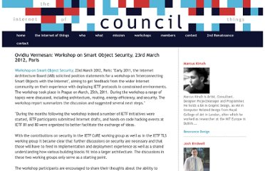 http://www.theinternetofthings.eu/content/ovidiu-vermesan-workshop-smart-object-security-23rd-march-2012-paris
