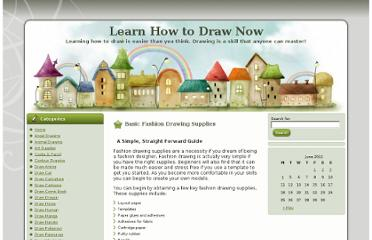 http://www.how-to-draw-now.com/fashion-drawing-supplies.html