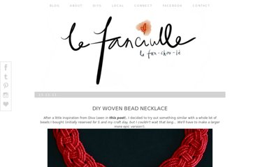 http://lefanciulle.blogspot.com/2011/11/diy-woven-bead-necklace.html