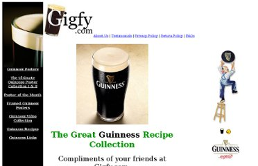 http://www.gigfy.com/recipes.html