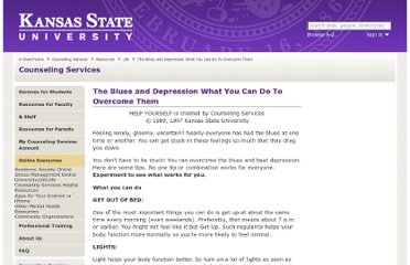http://www.k-state.edu/counseling/topics/life/blues.html