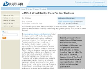 http://www.digital-web.com/articles/eCRM_a_virtual_reality_check_for_your_business/