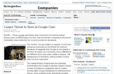 http://www.nytimes.com/2010/02/25/technology/companies/25google.html?partner=rss&emc=rss