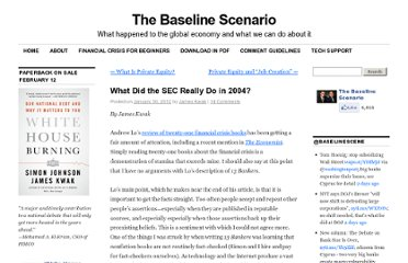http://baselinescenario.com/2012/01/30/what-did-the-sec-really-do-in-2004/