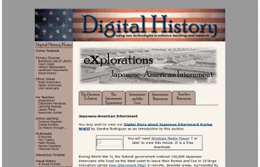 http://www.digitalhistory.uh.edu/learning_history/japanese_internment/internment_menu.cfm