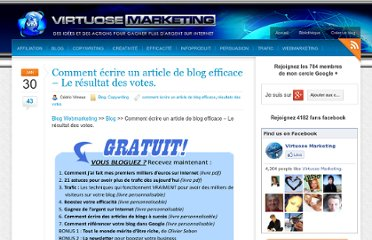 http://www.virtuose-marketing.com/comment-ecrire-un-article-de-blog-efficace-le-resultat-des-votes/