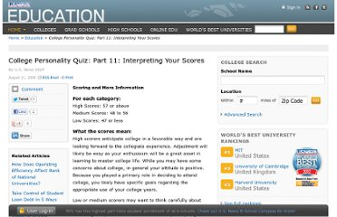 http://www.usnews.com/education/articles/2008/08/21/college-personality-quiz-part-11-your-scores