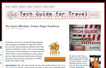 http://techguidefortravel.com/2010/04/20/the-quick-vpn-hack-firefox-plugin-foxyproxy/