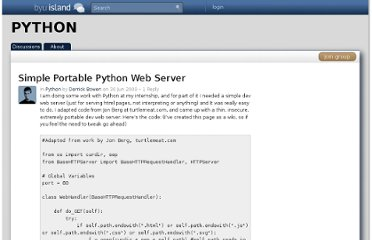 https://island.byu.edu/python/wiki/simple-portable-python-web-server