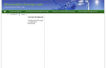 http://renewableenergy.com/green-products/