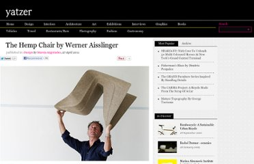 http://www.yatzer.com/The-Hemp-Chair-by-Werner-Aisslinger