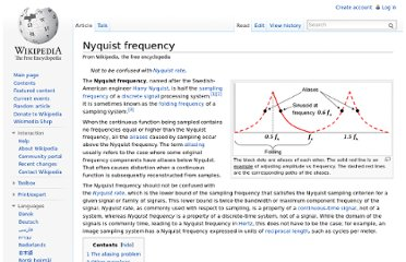http://en.wikipedia.org/wiki/Nyquist_frequency