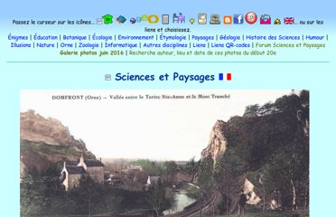 http://bernard.langellier.pagesperso-orange.fr/sciences-paysages.htm