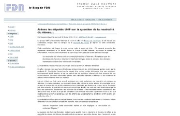 http://blog.fdn.fr/post/2010/02/24/Aidons-les-deputes-UMP-sur-la-question-de-la-neutralite-du-reseau...