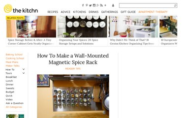http://www.thekitchn.com/how-to-make-a-wallmounted-magn-101525