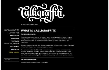 http://www.calligraffiti.nl/what-is-calligraffiti