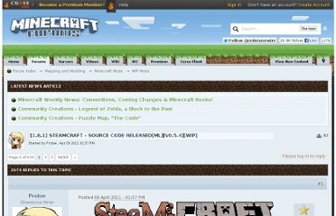 http://www.minecraftforum.net/topic/251532-181-steamcraft-source-code-releasedmlv054wip/