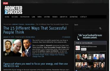 http://addicted2success.com/success-advice/15-different-ways-that-successful-people-think/