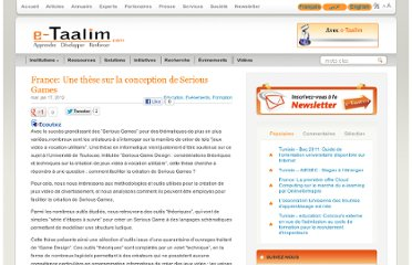 http://www.e-taalim.com/fr/institutions/institutions-education/france-une-these-sur-la-conception-de-serious-games.html